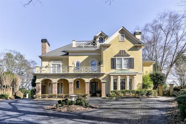 5415 Vernon Walk, Atlanta, GA 30327 (MLS #5963312) :: North Atlanta Home Team