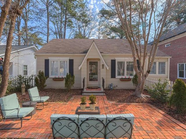 2331 Shenandoah Avenue, Atlanta, GA 30305 (MLS #5963420) :: North Atlanta Home Team
