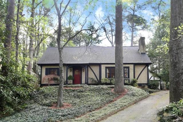 4765 Lafayette Avenue NW, Atlanta, GA 30327 (MLS #5963507) :: The North Georgia Group