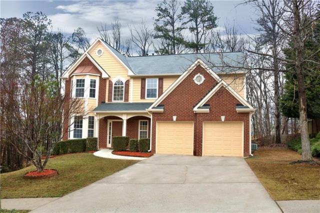 2536 Howell Farms Way NW, Acworth, GA 30101 (MLS #5963596) :: North Atlanta Home Team