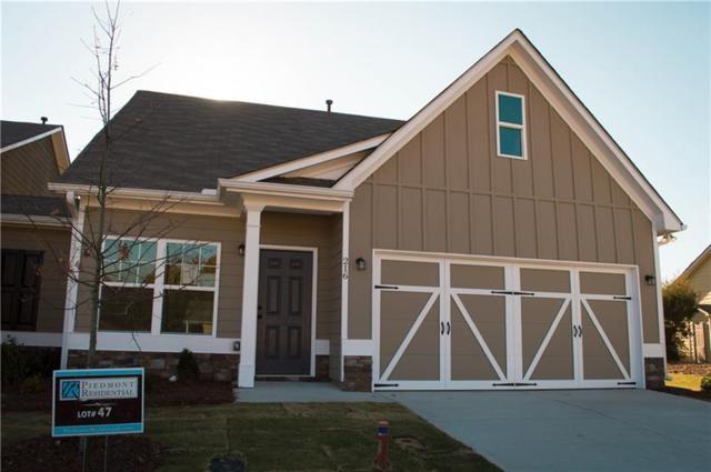 416 Rockview Drive, Canton, GA 30114 (MLS #5963601) :: North Atlanta Home Team
