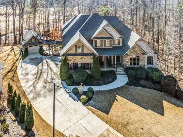 1683 Fernstone Drive NW, Acworth, GA 30101 (MLS #5963724) :: Carr Real Estate Experts