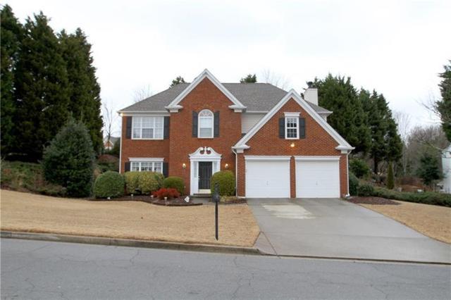 5750 Haterleigh Drive, Alpharetta, GA 30005 (MLS #5963920) :: North Atlanta Home Team