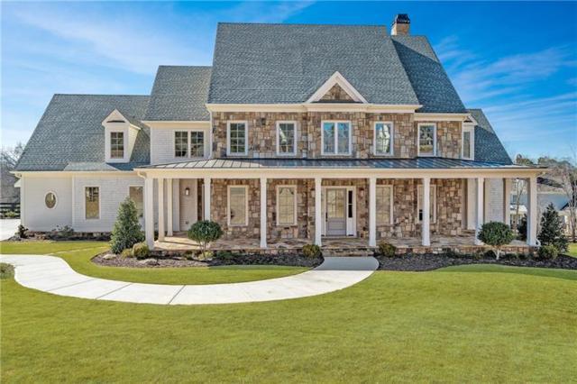 14045 Haystack Lane, Alpharetta, GA 30004 (MLS #5964020) :: North Atlanta Home Team