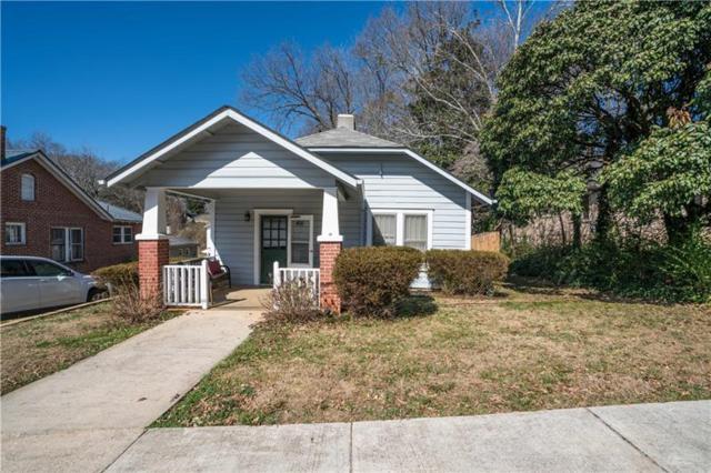 410 North Avenue NW, Gainesville, GA 30501 (MLS #5964029) :: North Atlanta Home Team