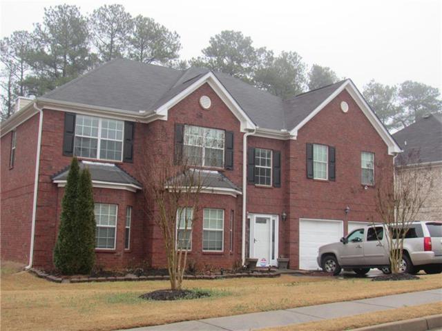 170 Gabion Loop, Ellenwood, GA 30294 (MLS #5964136) :: RE/MAX Paramount Properties