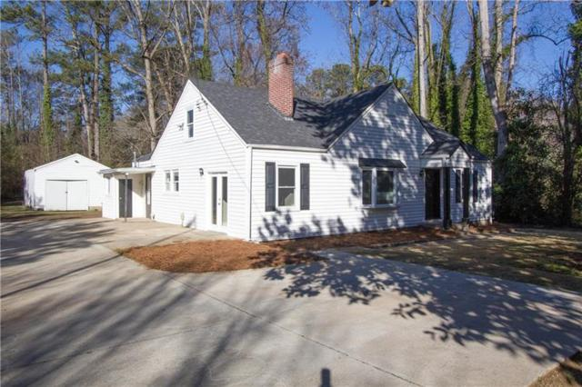2472 Old Norcross Road, Tucker, GA 30084 (MLS #5964146) :: Carr Real Estate Experts