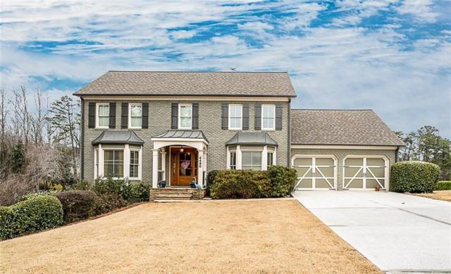 4490 Karls Gate Drive, Marietta, GA 30068 (MLS #5964155) :: North Atlanta Home Team