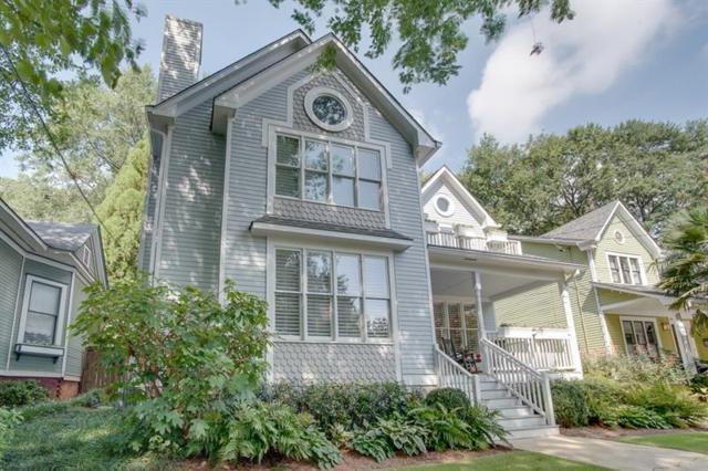 699 Cherokee Avenue SE, Atlanta, GA 30315 (MLS #5964214) :: The Justin Landis Group