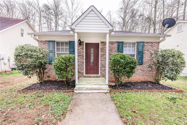 440 Lakeview Drive, Canton, GA 30114 (MLS #5964281) :: Charlie Ballard Real Estate
