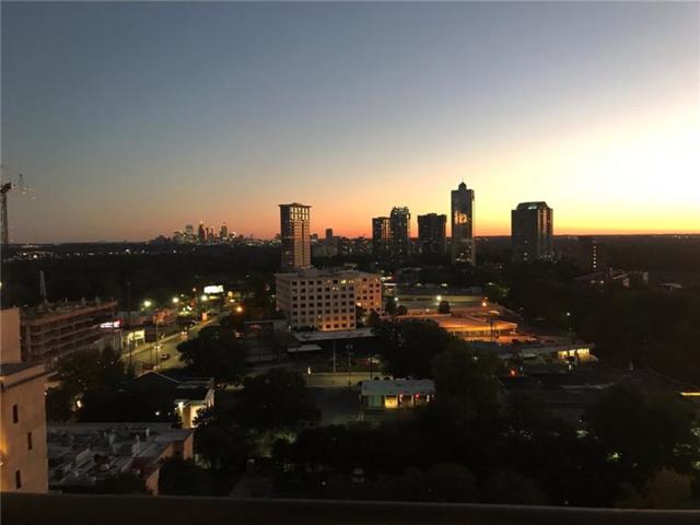 3040 Peachtree Road NW #1205, Atlanta, GA 30305 (MLS #5964402) :: North Atlanta Home Team