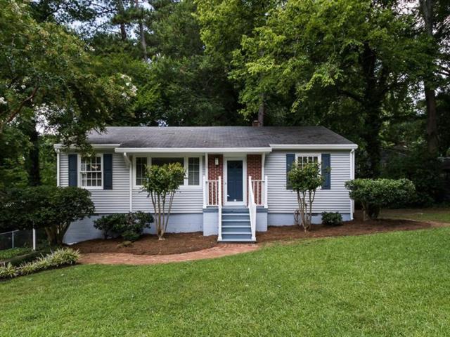 2135 Clairmont Terrace NE, Atlanta, GA 30345 (MLS #5964419) :: North Atlanta Home Team