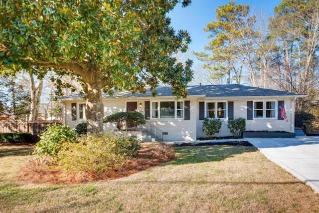 1241 Cliffwood Drive, Smyrna, GA 30080 (MLS #5964426) :: North Atlanta Home Team
