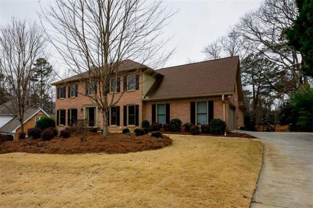 5018 Old Branch Court, Dunwoody, GA 30338 (MLS #5964464) :: Buy Sell Live Atlanta