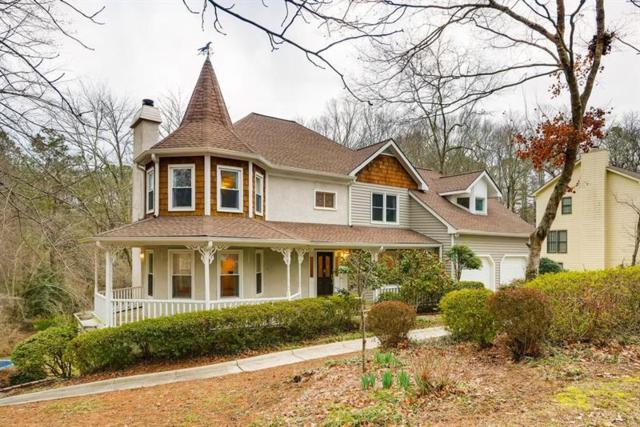 5074 Wood Haven Court E, Marietta, GA 30062 (MLS #5964541) :: The Zac Team @ RE/MAX Metro Atlanta