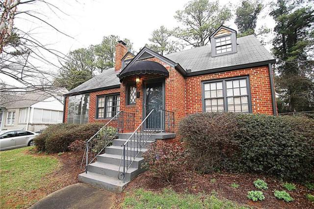1708 Brewer Boulevard SW, Atlanta, GA 30310 (MLS #5964548) :: North Atlanta Home Team