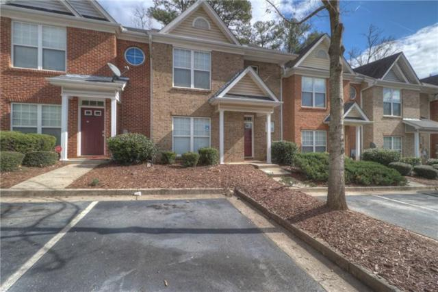 2028 Austin Park Circle #78, Decatur, GA 30032 (MLS #5964639) :: North Atlanta Home Team