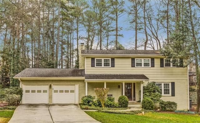 4795 Glenbonnie Court, Dunwoody, GA 30360 (MLS #5964665) :: North Atlanta Home Team