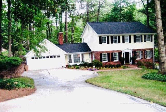 7115 Faunsworth Drive, Sandy Springs, GA 30328 (MLS #5964724) :: Buy Sell Live Atlanta