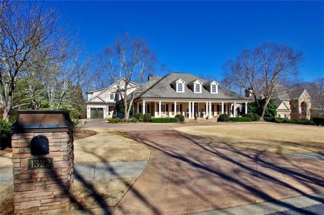 1322 Marietta Country Club Drive, Kennesaw, GA 30152 (MLS #5964754) :: The Bolt Group