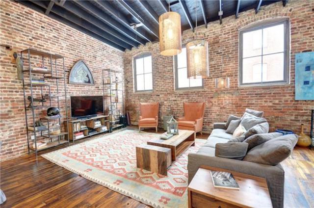 500 Means Street NW D, Atlanta, GA 30318 (MLS #5964765) :: Willingham Group