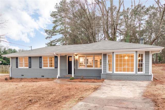 5160 Hiram Lithia Springs Road, Powder Springs, GA 30127 (MLS #5964853) :: North Atlanta Home Team