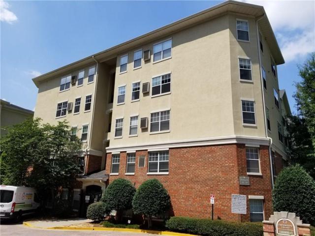 800 Peachtree Street NE #1524, Atlanta, GA 30308 (MLS #5964921) :: Kennesaw Life Real Estate