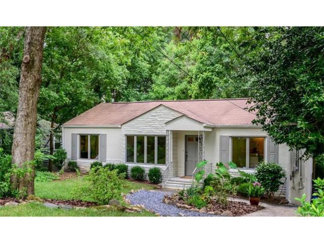 1066 Briar Vista Terrace, Atlanta, GA 30324 (MLS #5965000) :: The Russell Group