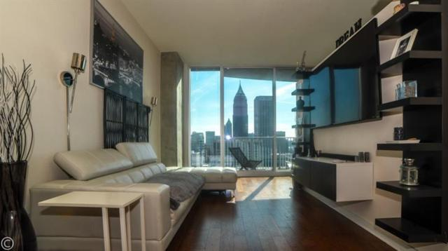 860 Peachtree Street NE #2206, Atlanta, GA 30308 (MLS #5965066) :: RE/MAX Paramount Properties
