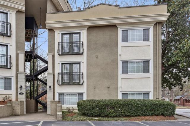 1445 Monroe Drive NE B18, Atlanta, GA 30324 (MLS #5965232) :: North Atlanta Home Team