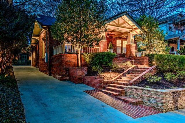 872 Arlington Place NE, Atlanta, GA 30306 (MLS #5965407) :: North Atlanta Home Team