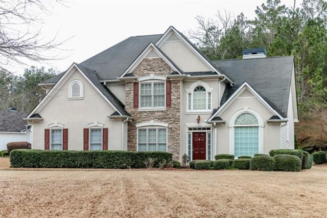 475 Crestview Drive, Dallas, GA 30157 (MLS #5965443) :: The Russell Group