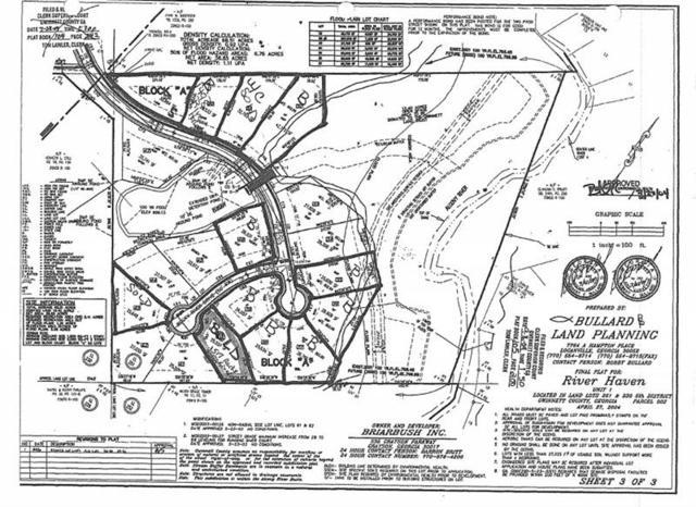 1558 River Haven Drive, Lawrenceville, GA 30045 (MLS #5965448) :: The Bolt Group