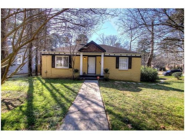 961 Lindbergh Drive NE, Atlanta, GA 30324 (MLS #5965508) :: The Russell Group