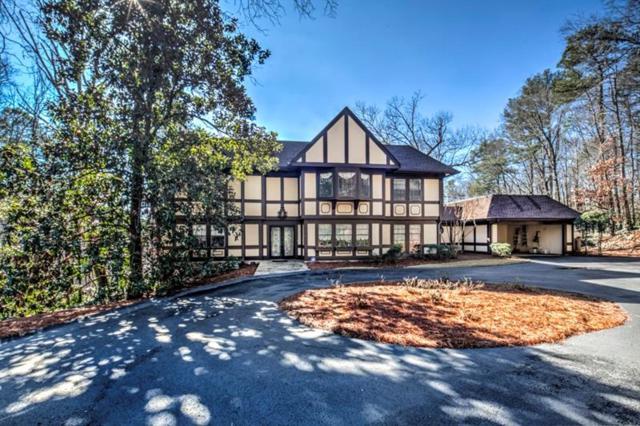 250 Glen Lake Drive, Atlanta, GA 30327 (MLS #5965574) :: Buy Sell Live Atlanta