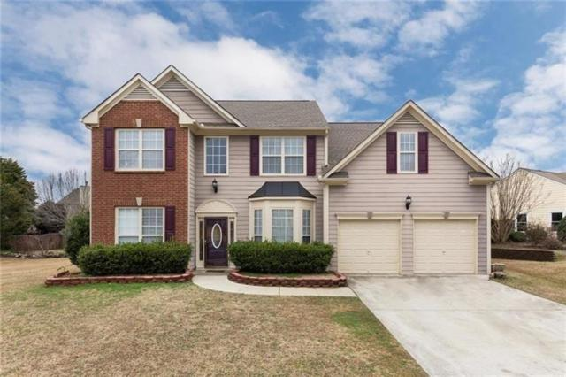 3028 Hallman Circle SW, Marietta, GA 30064 (MLS #5965596) :: North Atlanta Home Team