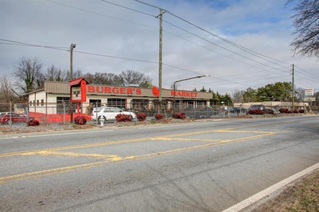 1395 Canton Road, Marietta, GA 30066 (MLS #5965620) :: North Atlanta Home Team