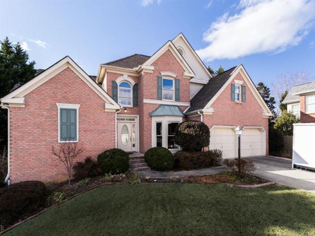 4522 Springvale Circle, Dunwoody, GA 30338 (MLS #5965627) :: Buy Sell Live Atlanta