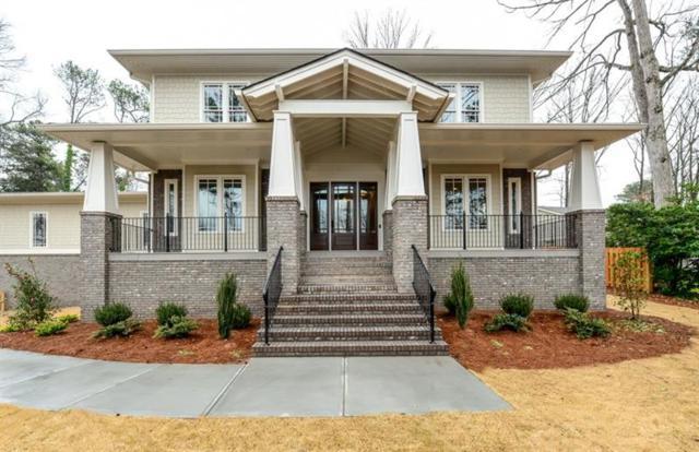 3958 Land O Lakes Drive NE, Atlanta, GA 30342 (MLS #5965639) :: The Russell Group