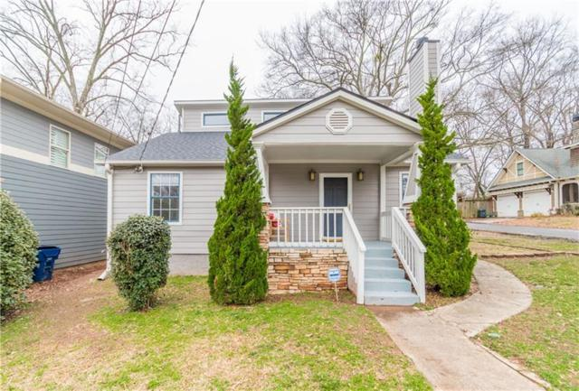 32 4th Avenue NE, Atlanta, GA 30317 (MLS #5965692) :: The Zac Team @ RE/MAX Metro Atlanta