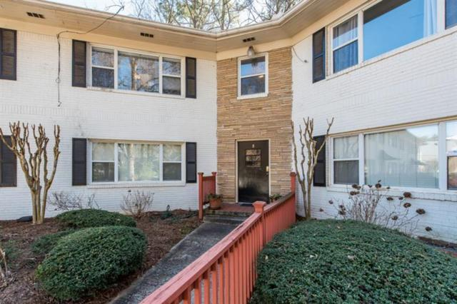 2477 N Decatur Road NE B4, Decatur, GA 30033 (MLS #5965702) :: North Atlanta Home Team