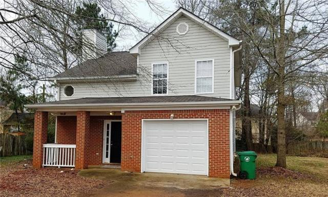 3707 Sandy Shoals Lane, Decatur, GA 30034 (MLS #5965706) :: North Atlanta Home Team
