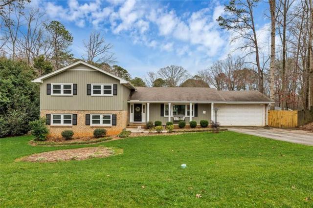 4637 Norwalk Road, Dunwoody, GA 30338 (MLS #5965777) :: Buy Sell Live Atlanta