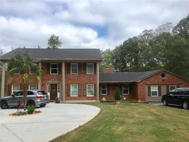 198 Jennifer Lane NW, Lilburn, GA 30047 (MLS #5965829) :: North Atlanta Home Team