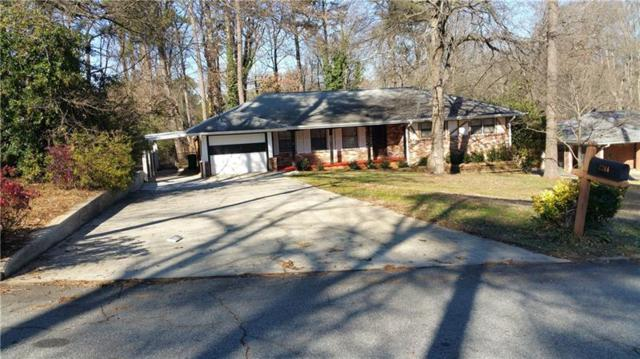 4244 Castle Pines Court, Tucker, GA 30084 (MLS #5965923) :: RE/MAX Paramount Properties