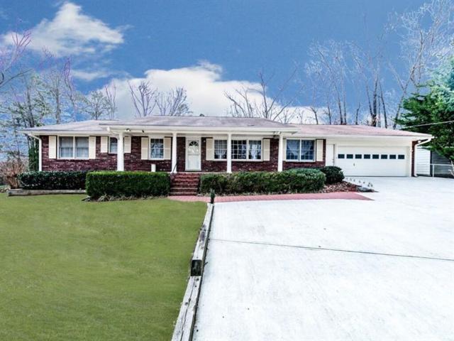 3917 Ebenezer Road, Marietta, GA 30066 (MLS #5965937) :: North Atlanta Home Team