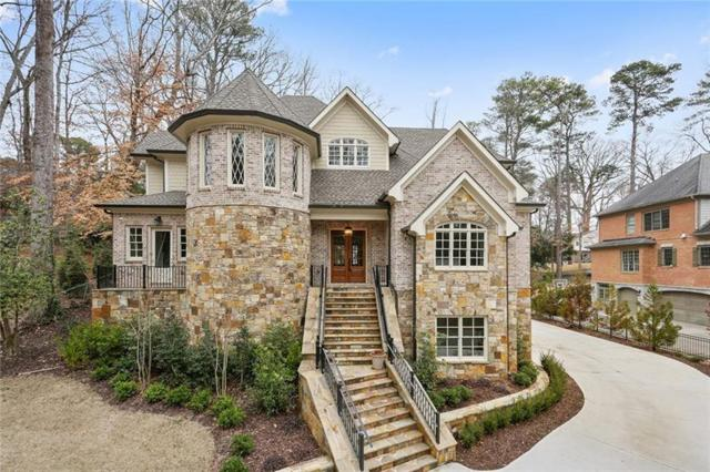 3037 Towerview Drive NE, Atlanta, GA 30324 (MLS #5965992) :: North Atlanta Home Team