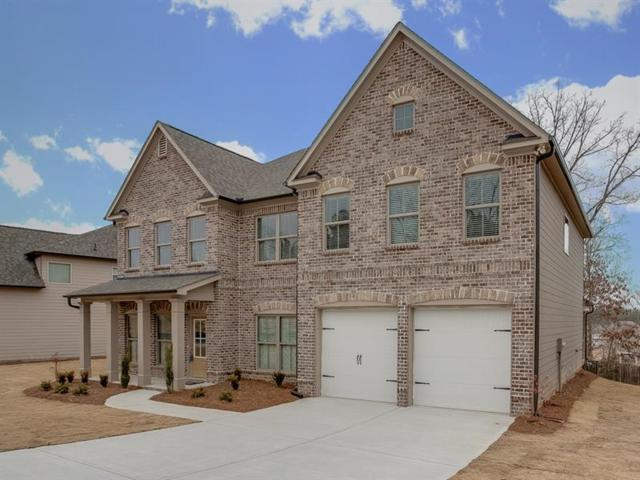 2018 Great Shoals Circle, Lawrenceville, GA 30045 (MLS #5965997) :: The Russell Group