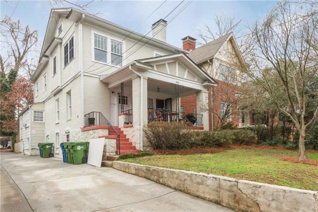 594 Seminole Avenue NE, Atlanta, GA 30307 (MLS #5966047) :: North Atlanta Home Team