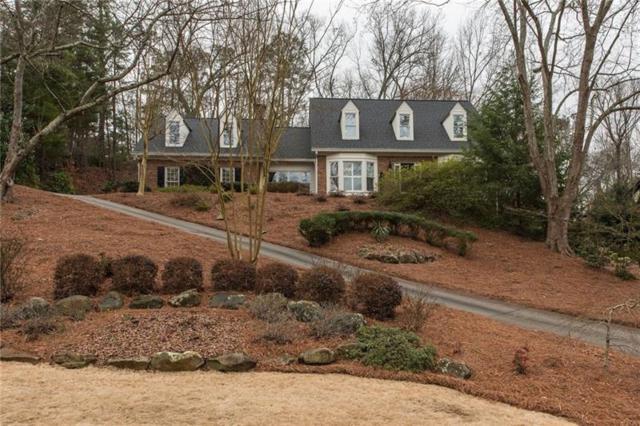 430 Cameron Valley Court NW, Sandy Springs, GA 30328 (MLS #5966061) :: North Atlanta Home Team